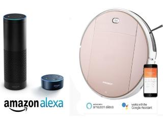 Hướng dẫn kết nối Robot hút bụi với hệ thống nhà thông minh ALEXA